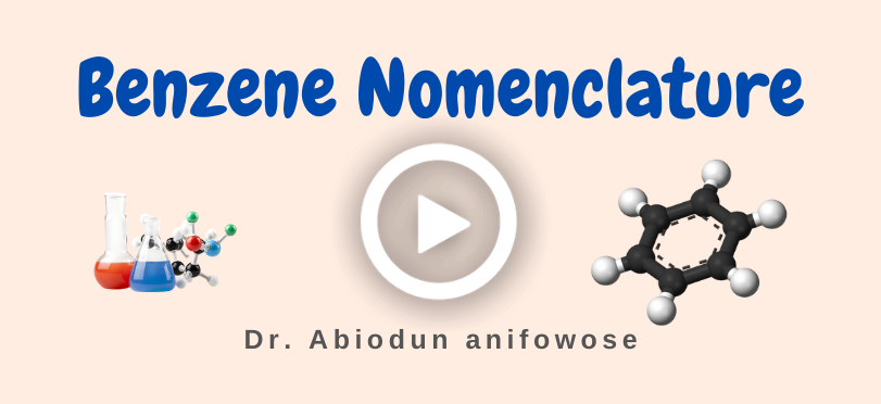 Nomenclature of Benzene